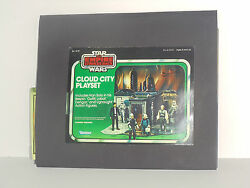 star wars kenner cloud city playset