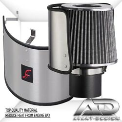 Af Dynamic Universal Stainless Steel Heat Shield Cover For 2.75-3.5 Air Filter