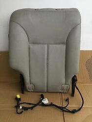 Mercedes Benz Oem Gl450 W164 Rear Right Single Second Row Upper Seat Gray