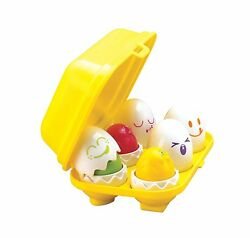 Hide N Squeak Eggs Learning Toy Color Learn Baby Shape Toddler New Free Shipping