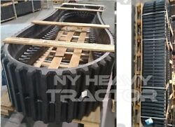 NEW RUBBER TRACK ** ONE ** FOR MOROOKA MST1500 MST1700 MST1900 700X100X98 27.6