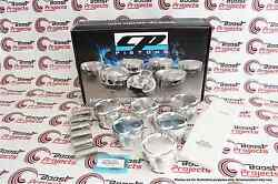 Cp Forged Pistons For Toyota 7mgte Supra Mk3 Bore 83.5mm +0.5mm 8.41 Cr Sc7469