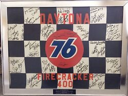 Richard Petty 200 Win Flag One Of Finest Piece Of NASCAR History Ever Offered
