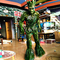Costumes COSPLAY GROOT DJ Fancy Dress Party Club Nightclub Performance Theater