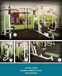 Used Gym Equipment - Everything you need to start your own Training Company!