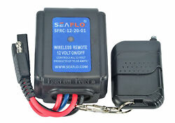 12-volt On/off Remote Control For Seaflo Shurflo Water Pump 4 Year Warranty