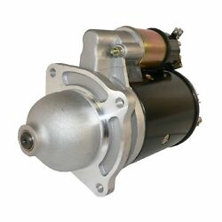 New Starter Fits Ford Farm Tractor 2000 2610 2910 3310 4000 4130 5600 6610