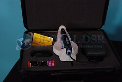 New Accutome B-Scan Pro with Carrying Case Includes Warranty