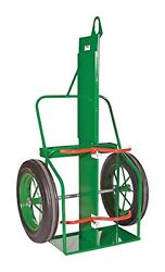 New Sumner 782497 213-25pb-lf Torch And Welding Cylinder Cart W/ 25 Wheels