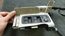 08 Acura Rdx Master Window Switch Harness And Memory Settings