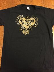 All-american Rejects Tournado T-shirt Size M