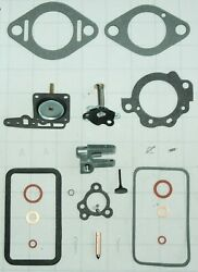 1952-57 Carb Kit 1 Barrel Holley Model 1904 And 1960 6 Cyl Ford / Merc Ethano Tol