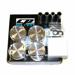 Cp Forged Pistons Sc7449 For Toyota 3s-gte 86.00mm 9.01 86-99 Celica/mr2 Turbo