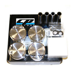 Cp Forged Pistons Sc7450 For Toyota 3s-gte 86.50mm 9.01 86-99 Celica/mr2 Turbo