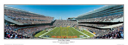2003 Chicago Bears First Day Game Soldier Field Panoramic Poster Print 1017