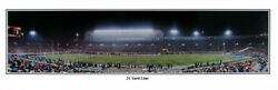Football Chicago Bears Soldier Field Midfield Panoramic Poster Print 1058