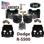 B Tow-obk 2000-2013 Outboard Of Leafspring Dodge R5500 Dual Old Body