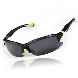 Mens Polarized Sunglasses Driving Aviator Outdoor Sports Cycling Eyewear Glasses $12.47