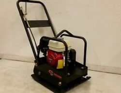 Lightweight Packer Brothers Pb22r Reversible Plate Compactor Honda Only 220 Lbs