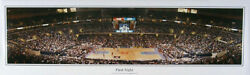 Cleveland Cavaliers Gund Arena First Night Panoramic Poster 3009