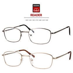 Nearsighted Reading Metal Glasses For Distance Myopia Negative Power 0.50 $9.89