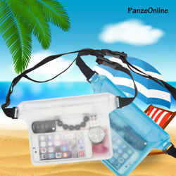 New Waterproof Bag Underwater Pouch Waist Pack Swimming Dry Case For Cell Phone $6.59