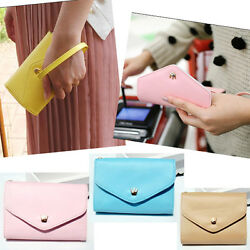 Multifunctional Envelope shape Wallet Purse Phone Case for Iphone 5Galaxy S2 S3