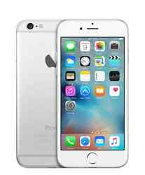 Brand New Apple Iphone 6 16gb Factory Unlocked Smartphone In Silver