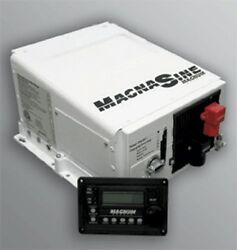 Magnum Energy Package 4 Ms-2012-20b Ms-2000 With Me-arc-50 Remote