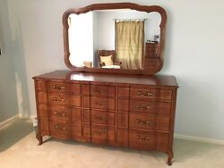 Two French Provincial Dressers By Permacraft