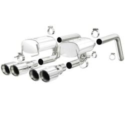 Magnaflow Exhaust System Kit 15886 Stainless Steel Axle-back