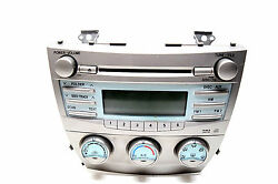 07 08 09 TOYOTA CAMRY CLIMATE CONTROL RADIO CD PLAYER OEM