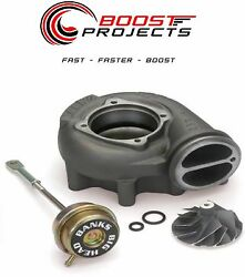 Banks Power Turbo Upgrade Kit - Big-head Comp Wheel For 99-03 Ford 7.3l 24458
