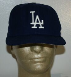 Game Used New Era Los Angeles Dodgers Todd Worrell All Star Hat Cap 7 1/4 Auto