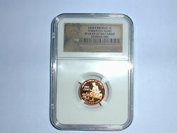 2009-s 1c Bronze Lincoln Penny Formative Years Pf 68 Rd Uc