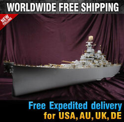 Hobby365 New 1/200 Uss Iowa Dx Pack For Trumpeter By Mk.1 Design Md20008