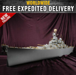 Hobby365 New 1/200 Uss Iowa Super Detail-up Pack For Trumpeter Md20008