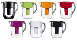 Brita 10 Cup Grand Water Pitchers with 1 Filter BPA Free 7 Colors