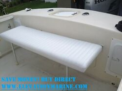 40 Wide Boat Fold Down Bench Seat Bench Seat Boat Fold Down Bench Seat