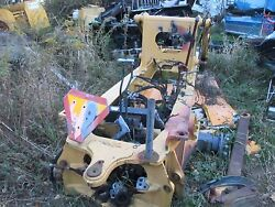 1997 New Holland Ford 555e Frame Low Hours