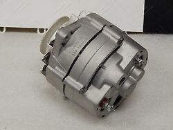 Rebuilt And Restored Alternator 1963 Corvette 327 1100628 Correct Cad Fan And Pulley