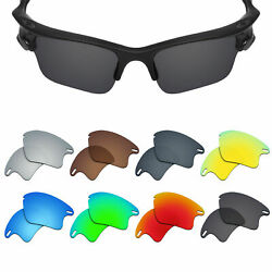 Polarized Replacement Lens For- Fast Jacket Xl Oo9156 Sunglasses - Options