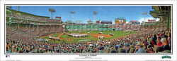 Boston Red Sox A Century At Fenway April 20, 2012 Panoramic Poster 2073