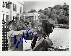 Gene Autry Lot Of 6 Vintage Hand Signed 8x10 Photos  Rare Poses  All With Jsa