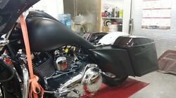 Harley Stretched Tank And Sidecover 2014-present