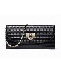 Hot Selling Luxury Trend Promotional Leather Wallet For Women Crossbody Bag