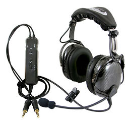 Rugged Air Ra980 Bluetooth Anr General Aviation Headset For Discerning Pilots