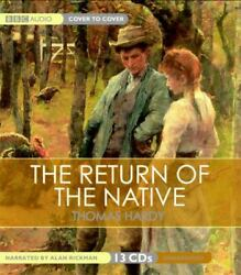 The Return of the Native by Thomas Hardy (2007 CD Unabridged) New Sealed