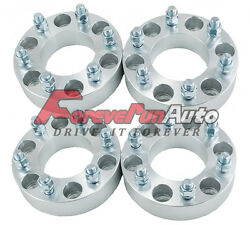 4pc 1.5 6x135 Wheel Spacers Adapters 14x2.0 Studs For Ford Expedition Lincoln