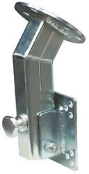 New Angled/pivoting Spare Tire Carrier Tiedown Engineering 86062 Zinc Finish